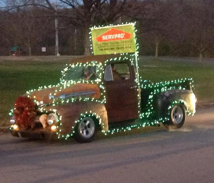 Community Light Up Ellijay Parade