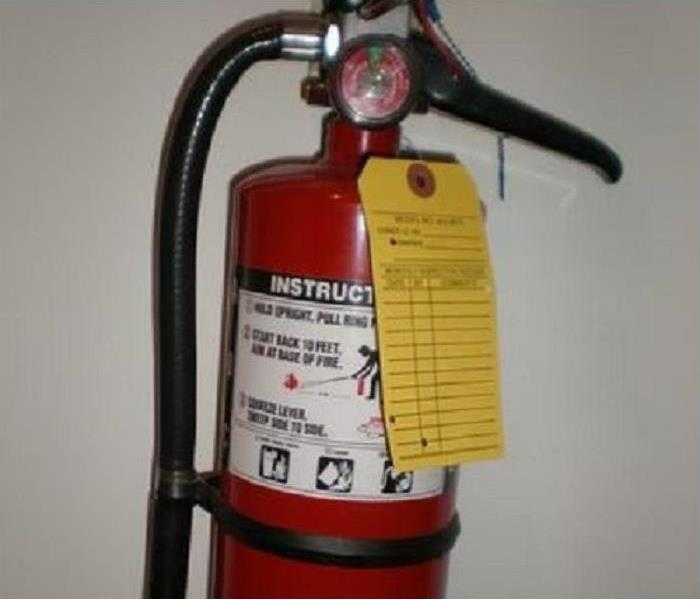 Community Choosing the Proper Fire Extinguisher